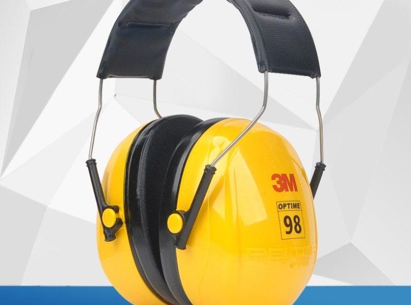 Chụp tai chống ồn chính hãng 3M Tp.HCM