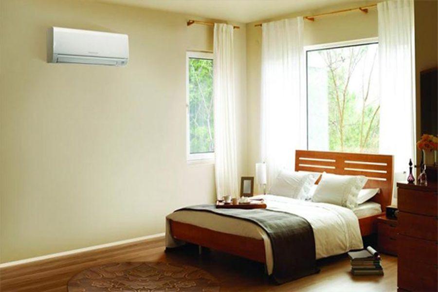 Nên và không nên lắp máy lạnh mitsubishi heavy ở nơi nào trong phòng?
