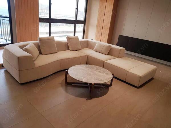 Sofa góc – Đồ nội thất hoàn hảo trong phòng khách