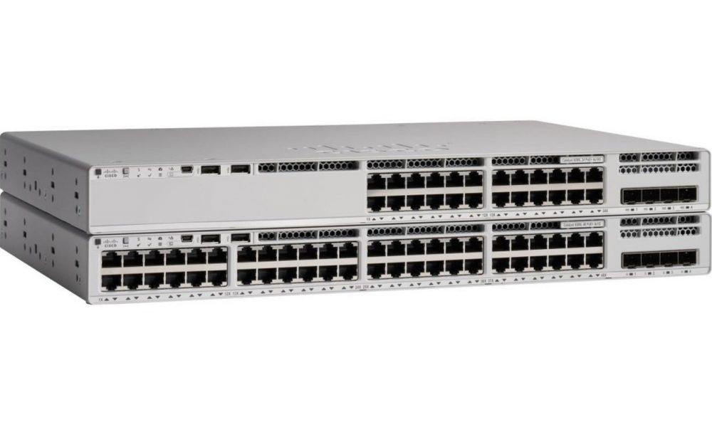 Tại sao switch cisco C9200-48T-A lại được sử dụng nhiều?