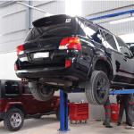 Tại sao cần phải bảo dưỡng gầm xe ô tô? Nên lưu ý điều gì khi bảo dưỡng?