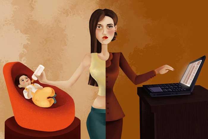 Top 5 Việc làm tại nhà cho bà mẹ bỉm sữa