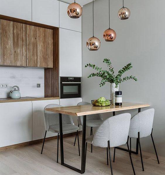 Hướng dẫn chọn lựa bàn ăn nhỏ cho chung cư mini