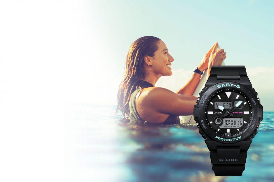 Điểm danh những mẫu đồng hồ đi biển G-LIDE tốt nhất
