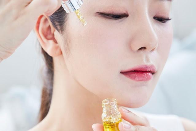 Làm đẹp với serum căng bóng da Hàn Quô·