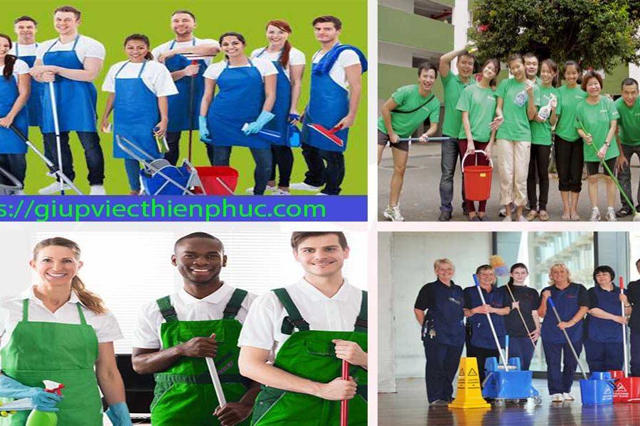 Top công ty giúp việc nhà tốt, chất lượng- Địa chỉ uy tín cho người người, nhà nhà