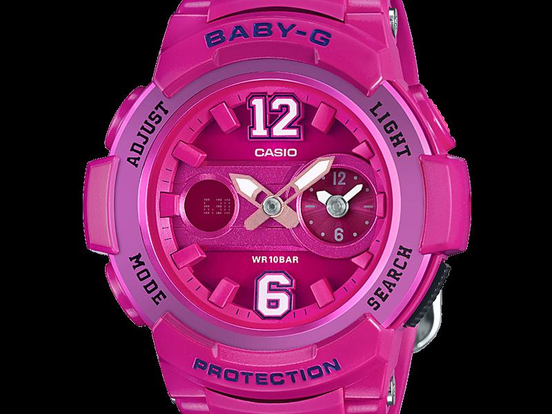 Mách bạn 3 mẫu đồng hồ Casio cho bé gái màu hồng cực đáng yêu