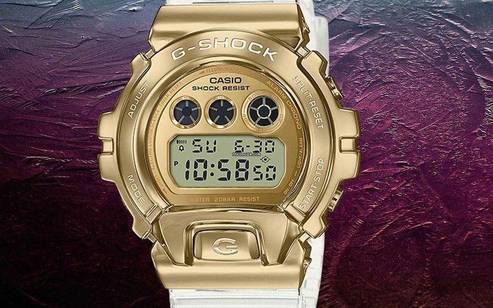 Top 3 mẫu đồng hồ Casio thể thao mới nhất năm 2021 theo Motif Thỏi vàng